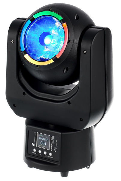 Stairville Bowl Beam 604 LED MKII RGBW