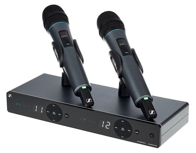 Sennheiser XSW 1-825 Dual E-Band Vocal
