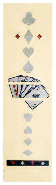 Jockomo Playing-Card Sticker
