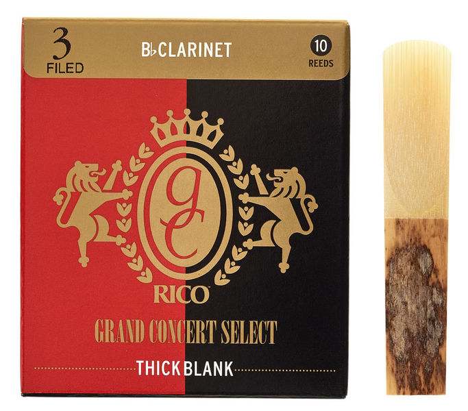 DAddario Woodwinds Grand Concert Thick Blank 3.0