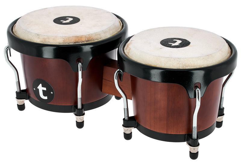 "Thomann Classic Bongo Set 6,5"" & 7,5"""
