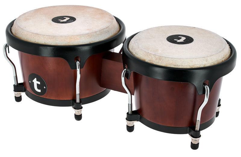 "Thomann Classic Bongo Set 7"" & 8,5"""