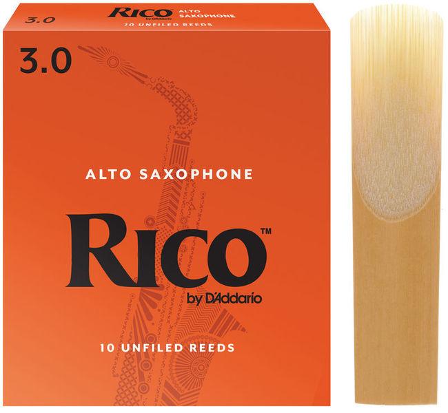 DAddario Woodwinds Rico Alto Sax 3.0