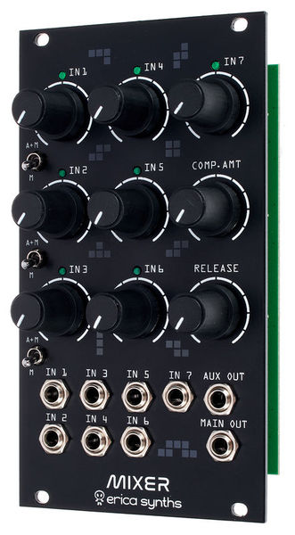 Erica Synths Drum Mixer