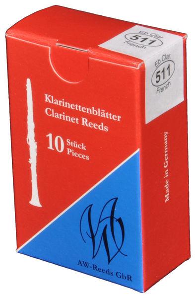 AW Reeds 511 Boehm Eb-Clarinet 3.0