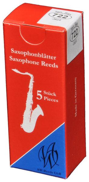 AW Reeds 722 Tenor Saxophone 4.0