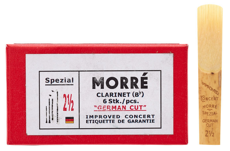 Pilgerstorfer Morré Bb-Clarinet 2.5