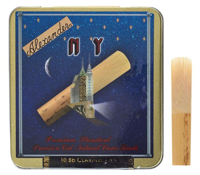 Alexander Reeds NY Clarinet 3.5