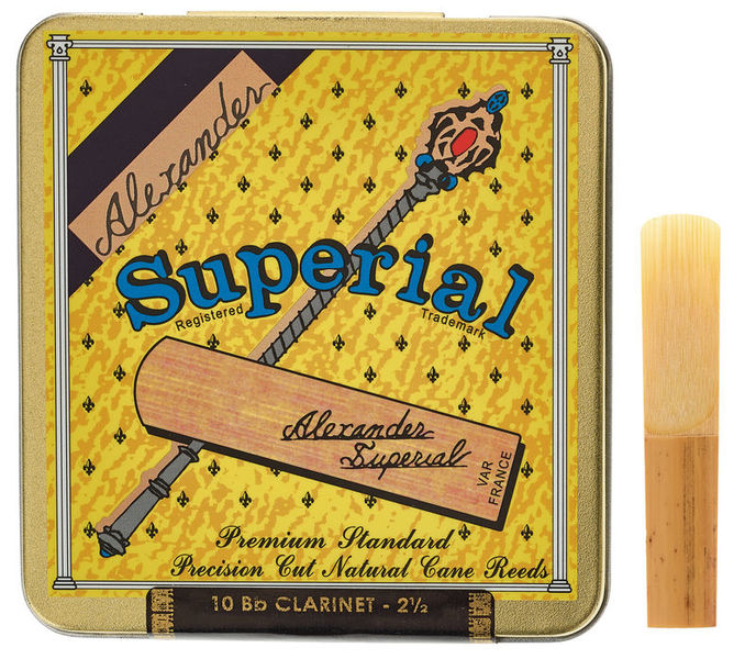 Alexander Reeds Superial Clarinet 2.5