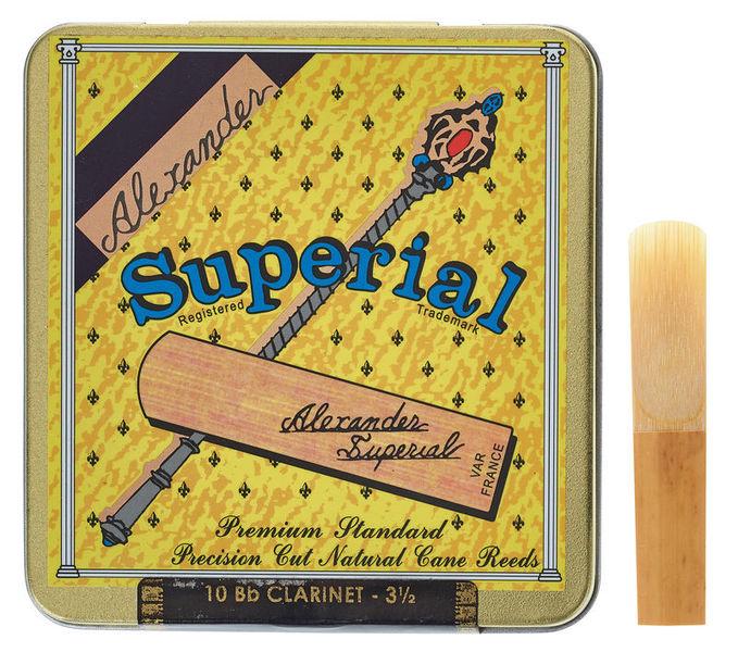 Alexander Reeds Superial Clarinet 3.5