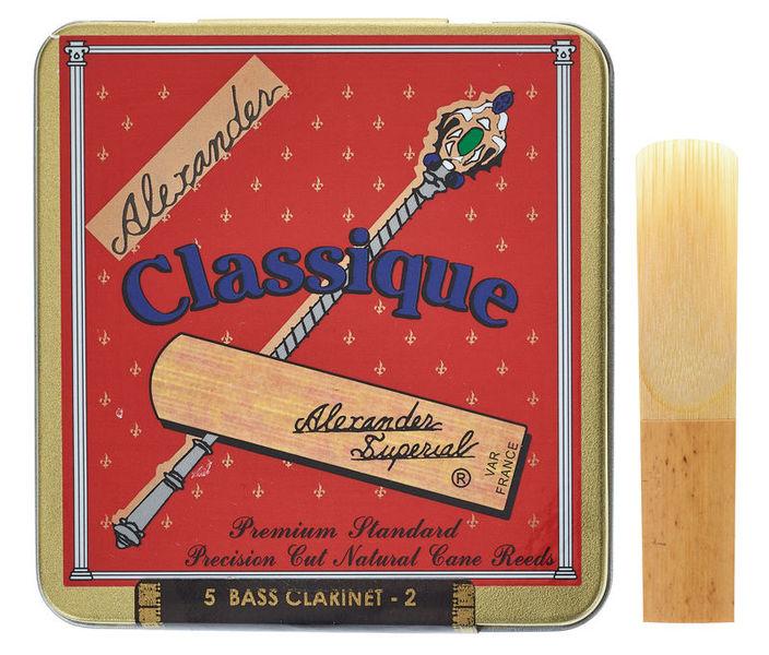 Alexander Reeds Classique Bass Clarinet 2.0