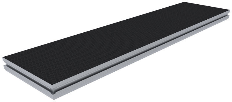 Stairville Tour Stage Platform 2x0.5m ODW