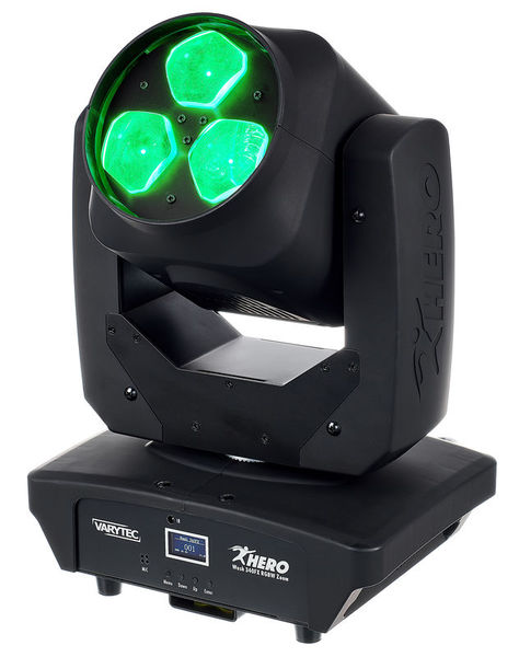 Varytec Hero Wash 340FX RGBW Zoom