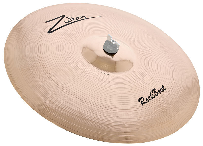 "Zultan 19"" Rock Beat Crash"