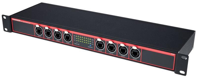 Swisson XES-8G Ethernet Switch