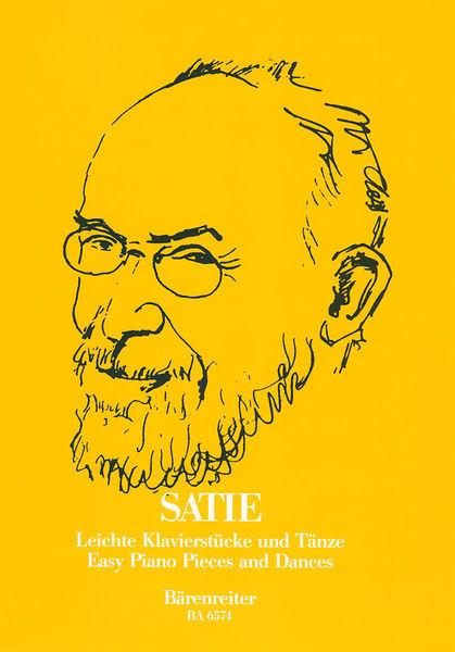 Bärenreiter Satie Easy Piano Pieces