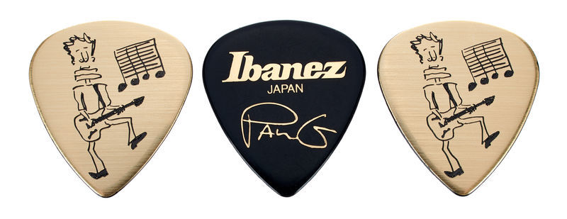Ibanez Paul Gilbert Pick Set B/G