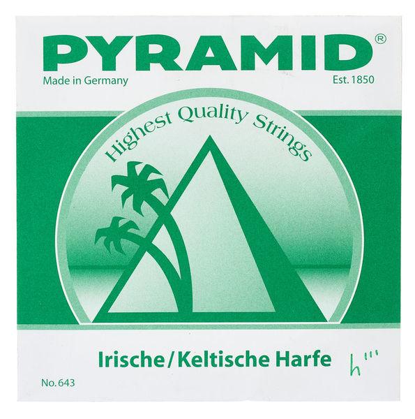 Pyramid Irish / Celtic Harp String h3