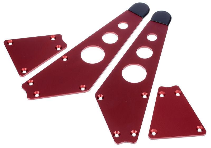 Intellijel Designs 4U Case Joiner Plates