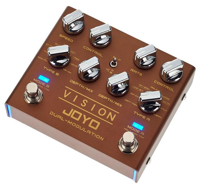 Joyo R-09 Vision Dual Mod