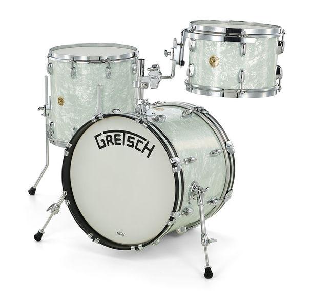 Gretsch Drums Broadkaster 60's Jazz White