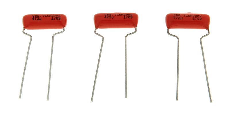 Allparts .047 µF Orange Drop Capacitors
