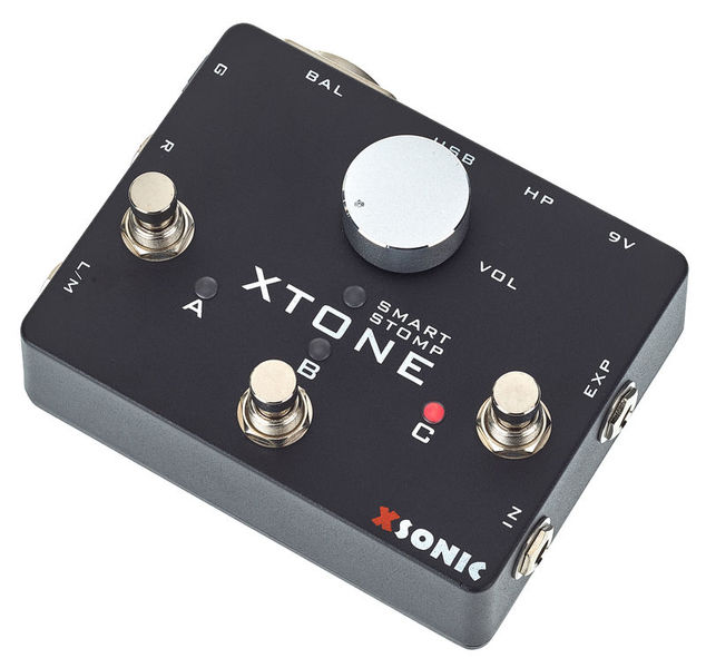 Xsonic Xtone Interface/Foot Control