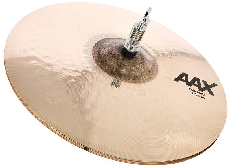"""Sabian 14"""" AAX Thin Hi-Hat"""