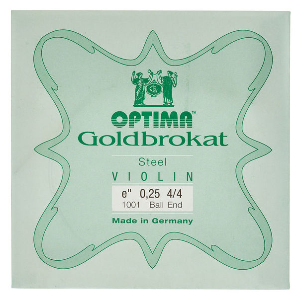 """Optima Goldbrokat e"""" 0.25 light BE"""