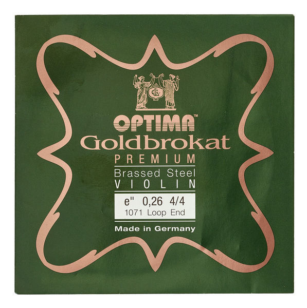 "Optima Goldbrokat Brassed e"" 0.26 LP"