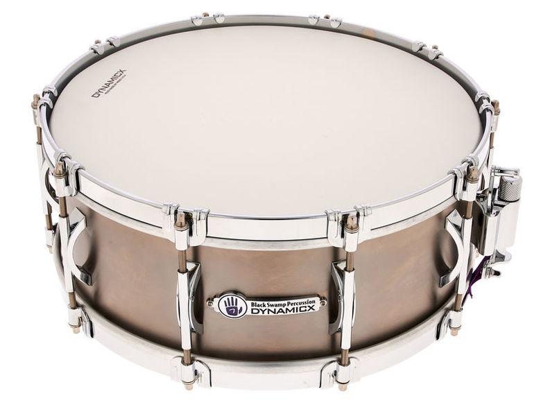 Black Swamp Percussion Dynamicx Snare Drum DXS5514TSH
