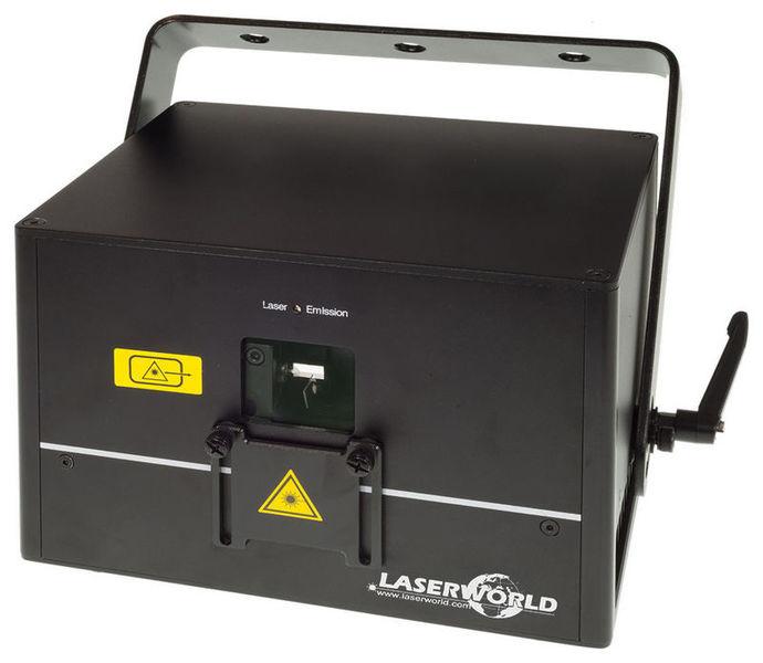 Laserworld DS-2000 RGB ShowNET