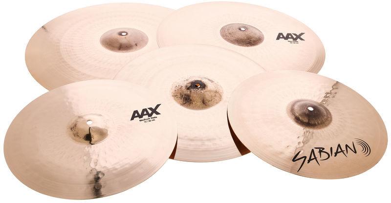 Sabian AAX Exclusive XL Cymbal Set