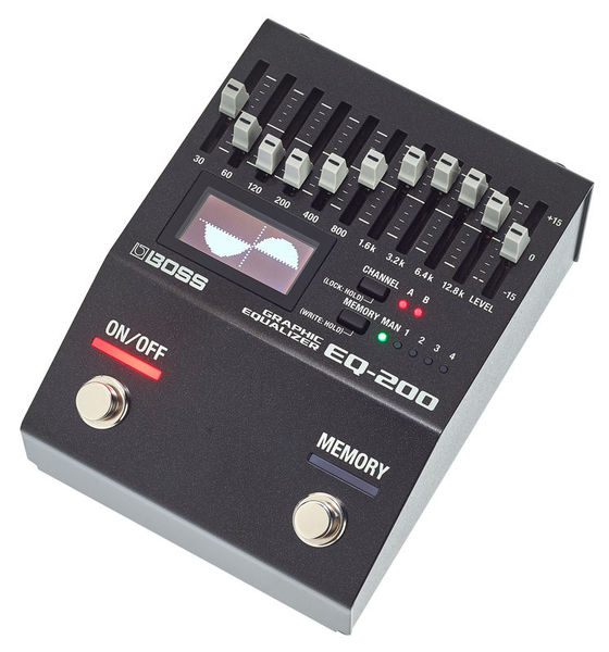 Boss EQ-200 Graphic Eq