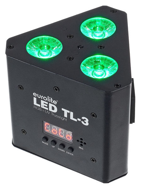 Eurolite LED TL-3 RGB+UV Trusslight