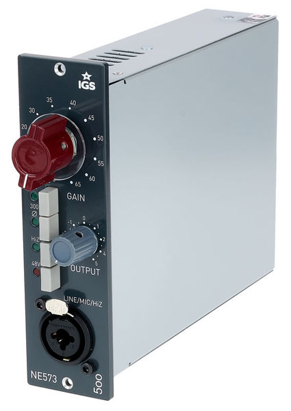 IGS Audio NE573
