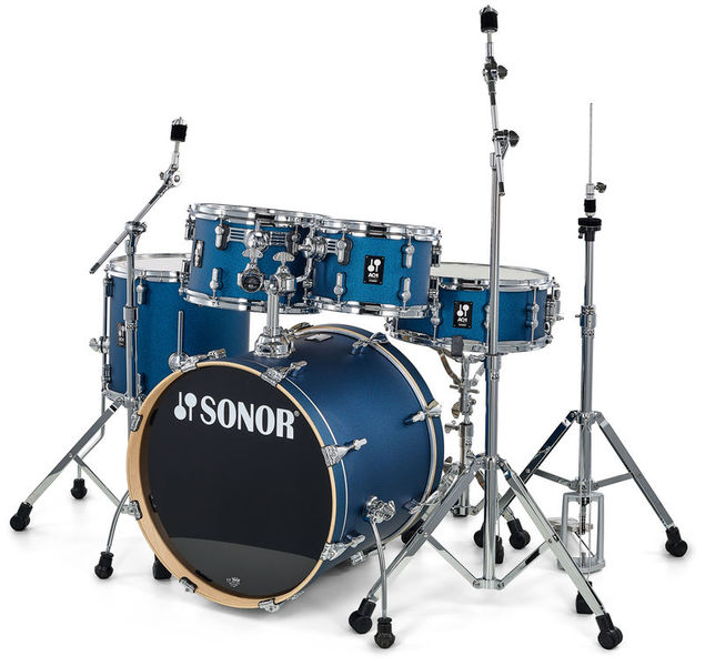 Sonor AQ1 Stage Set Dark Blue Spkl.