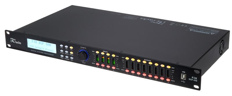the t.racks FIR DSP 408
