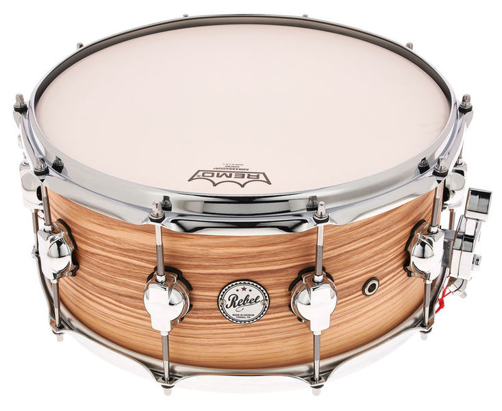 "DS Drums 14""x6,5"" Super Nature OliveAsh"