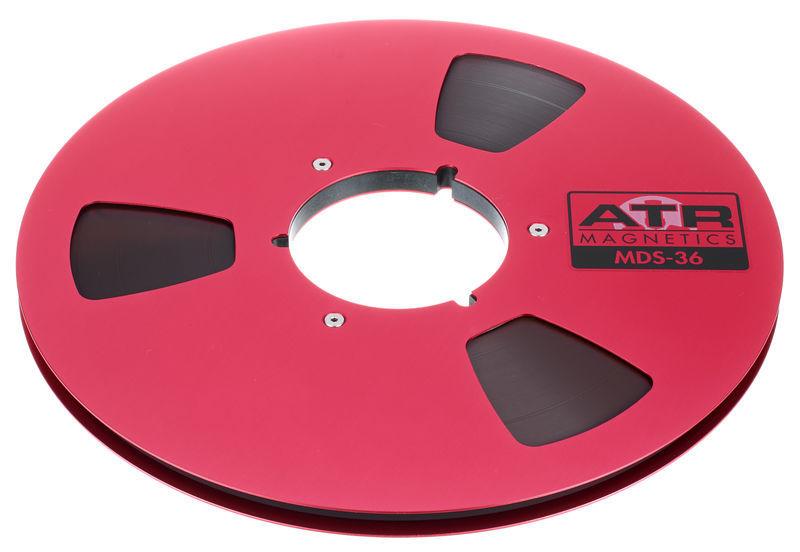 ATR Magnetics MDS-36 1/4'' NAB Metal Reel