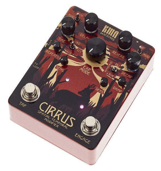KMA Audio Machines Cirrus Delay and Reverb