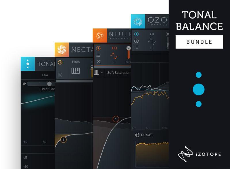 iZotope Tonal Balance Bundle CG 2