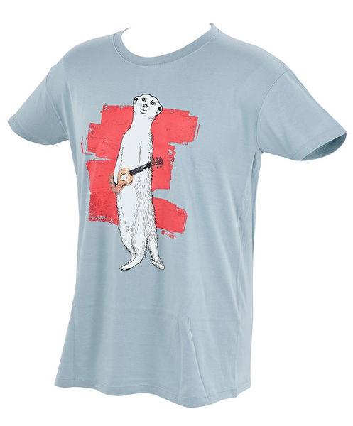 Thomann Ukulele-Meerkat T-Shirt M