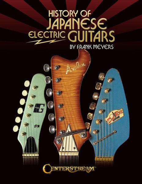 Centerstream Japanese Electric Guitars
