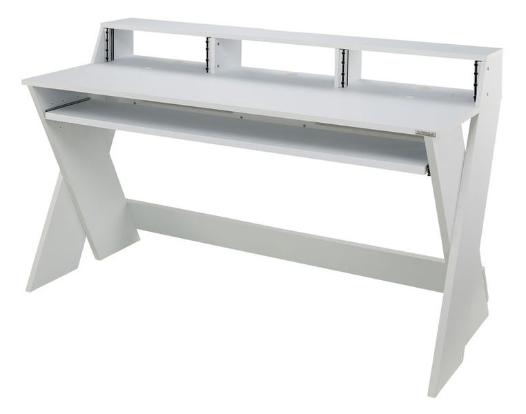 Glorious Sound Desk Pro white