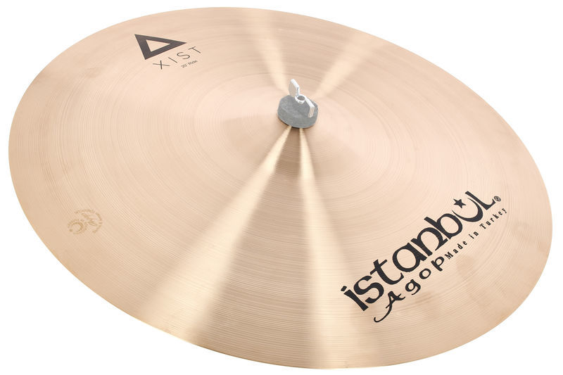 "Istanbul Agop 20"" Xist Ride Natural"
