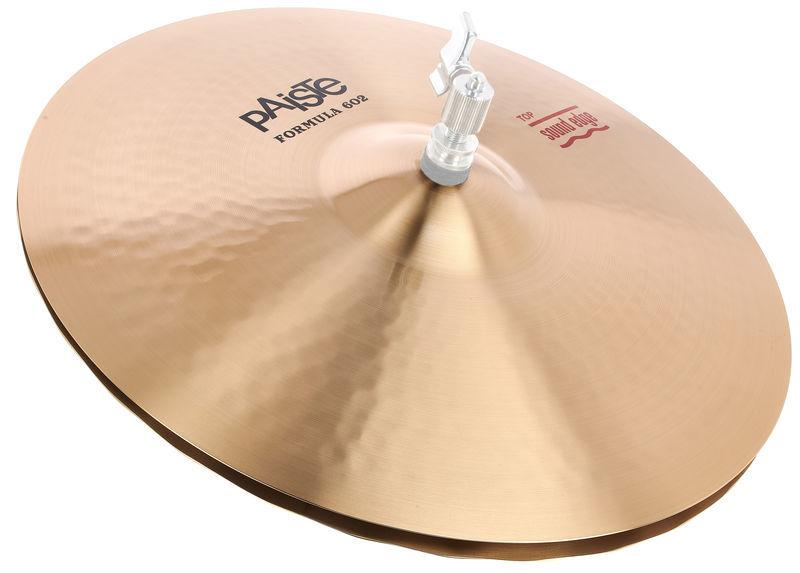 "Paiste 15"" 602 Sound Edge Hi Hat"