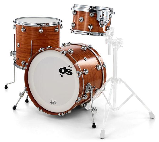 DS Drums Rebel All Mahogany Natural LQ