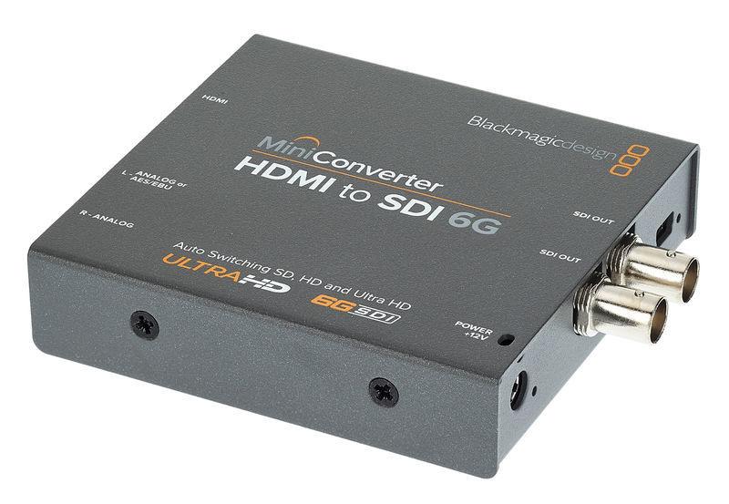 Blackmagic Design Mini Converter HDMI-SDI 6G