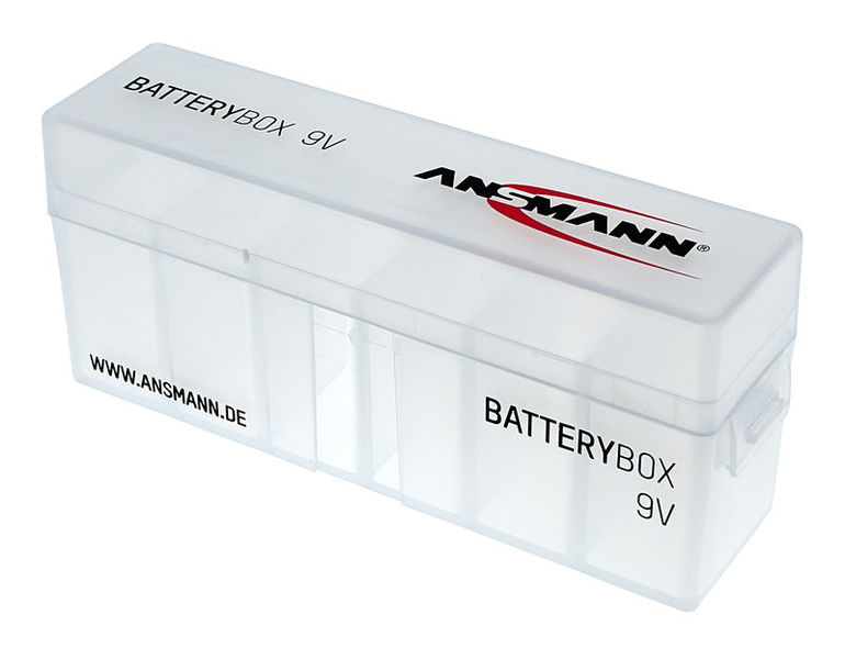 Ansmann BatteryBox 9V